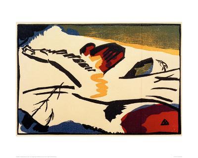 Lyrical, 1911-Wassily Kandinsky-Giclee Print