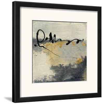 Lyrical IV-Joyce Combs-Framed Art Print