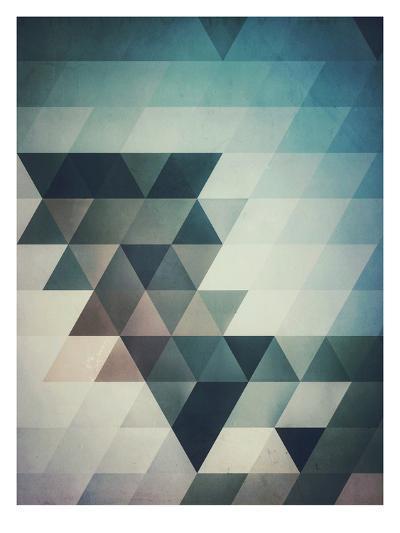 lyrnyng cyrve-Spires-Art Print