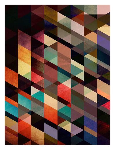 lyssyns-Spires-Art Print