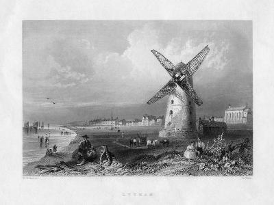 Lytham, Lancashire, 19th Century-R Wallis-Giclee Print
