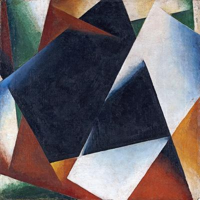 Painterly Architectonic, 1918