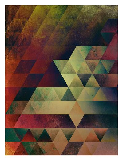 Lyyvvs Fyll-Spires-Art Print