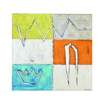 M-004, c.2004-Heinz Felbermair-Art Print