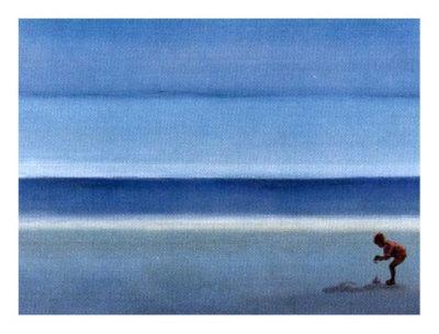 On a Solitary Beach III