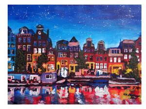 Amsterdamstars2 by M Bleichner
