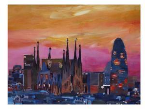 Barcelona 3 by M Bleichner