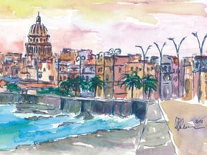 Dreaming of Havana Cuba by M Bleichner
