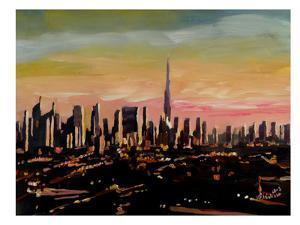 Dubai by M Bleichner