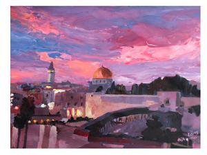 Jerusalem by M Bleichner