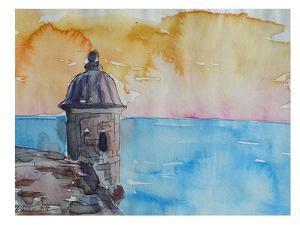 Puerto Rico El Morro by M Bleichner