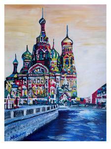 Saint Petersburg by M Bleichner