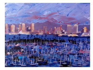 San Diego by M Bleichner