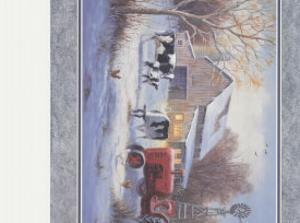 Winter Chores by M^ Caroselli