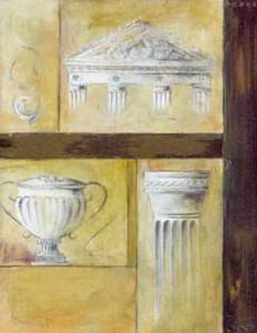 Magna Grecia I by M^ Della Casa