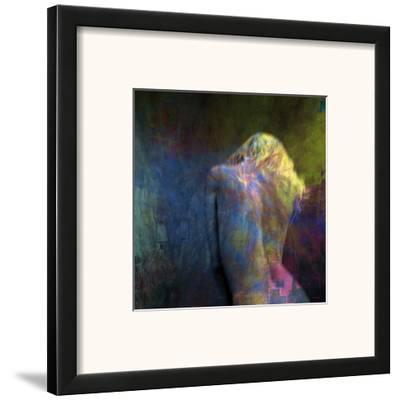 M?ditation-Jean-Fran?ois Dupuis-Framed Art Print