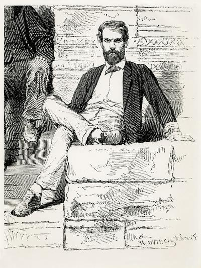 M. Doudart De Lagree, French Expedition to Me-Kong, 1868--Giclee Print