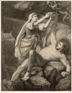 To Punish Loki the Aesir by M^e^ Winge
