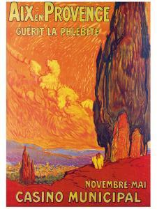 Aix en Provence by M. Feguide