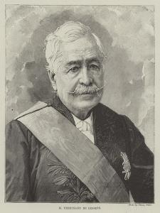 M Ferdinand De Lesseps