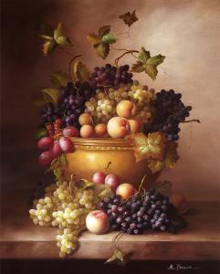Bordeaux Fruit by M. Francie