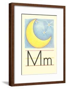 M Is for Moon