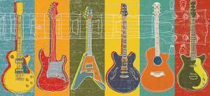 Guitar Hero by M^J^ Lew