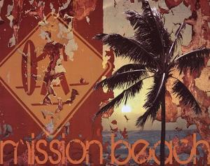Mission Beach by M^J^ Lew