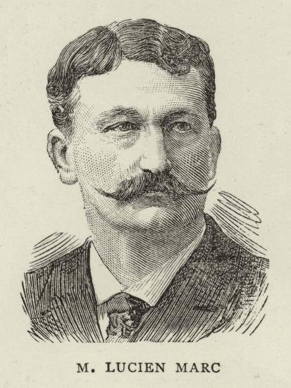 M Lucien Marc--Giclee Print