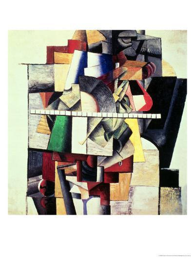 M. Matuischin-Kasimir Malevich-Giclee Print