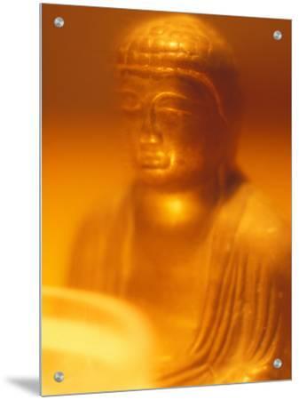 Golden Buddhist Statue