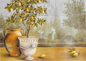 Lemon House near Amalfi by M^ Patrizia
