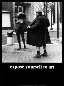 Expose Yourself to Art by M^ Ryerson