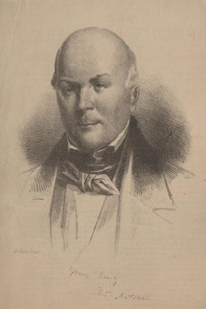 Thomas Nuttall, 1860