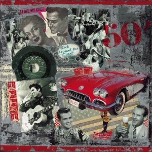 Fifties by M^ Sigrid