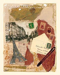 Quartier de Paris by M^ Sigrid