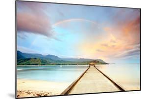 Kauai Hanalei Pier by M Swiet Productions
