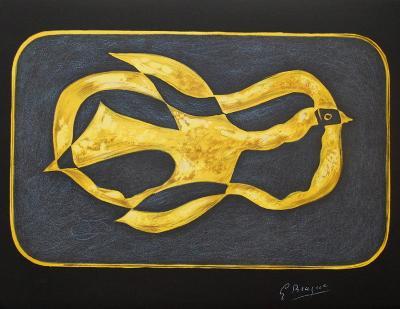 M?tamorphoses 07-Georges Braque-Premium Edition
