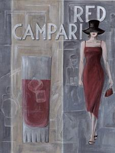 Red Campari by M Tierry