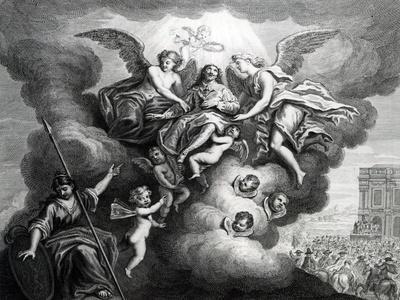 Apotheosis of Charles I