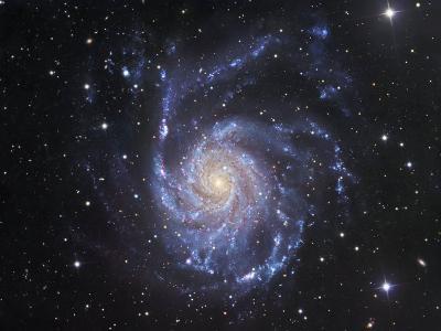 M101 Spiral Galaxy in Ursa Major-Robert Gendler-Photographic Print