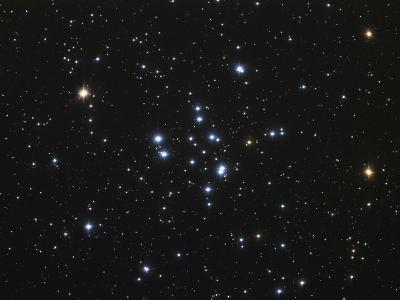 M34 Open Cluster in Perseus-Robert Gendler-Photographic Print