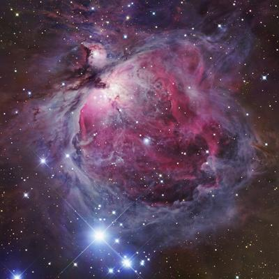 M42, the Great Nebula in Orion-Robert Gendler-Photographic Print