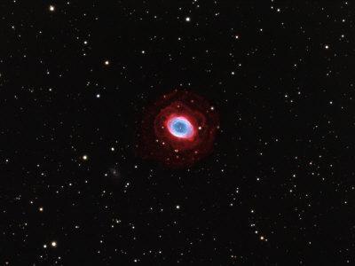 M57, Planetary Nebula in Lyra-Robert Gendler-Photographic Print
