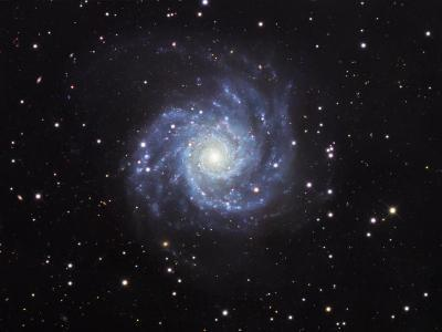 M74, Spiral Galaxy in Pisces-Robert Gendler-Photographic Print