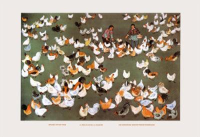 The Brigade's Chicken Farm