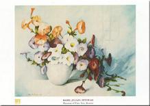 Petunias-Mabel Julian-Art Print