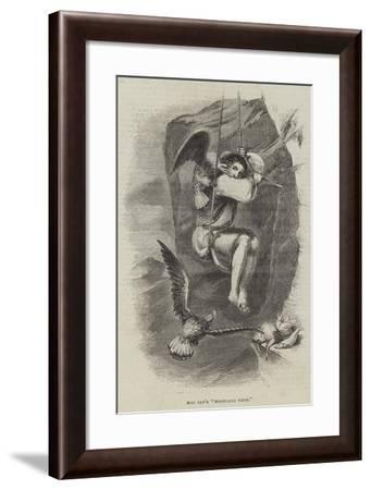 Mac Ian's Highland Feud--Framed Giclee Print