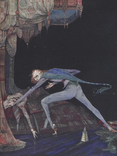 Macabre-Harry Clarke-Giclee Print