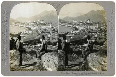 Macao, China, 1902-CH Graves-Giclee Print